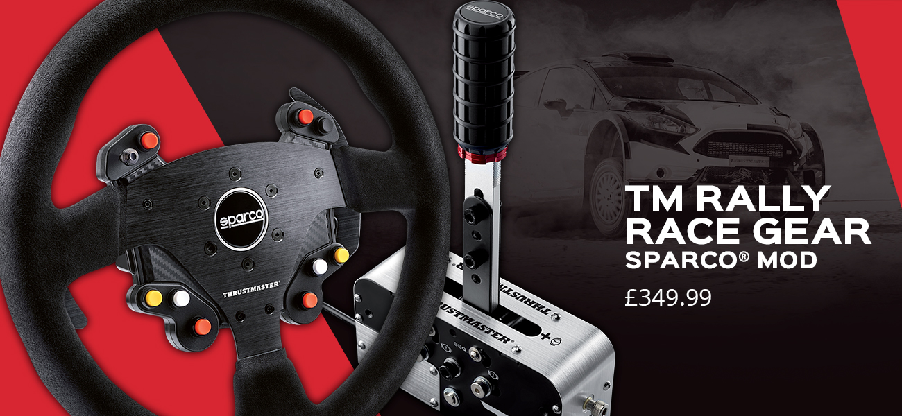 Rally race gear Sparco en