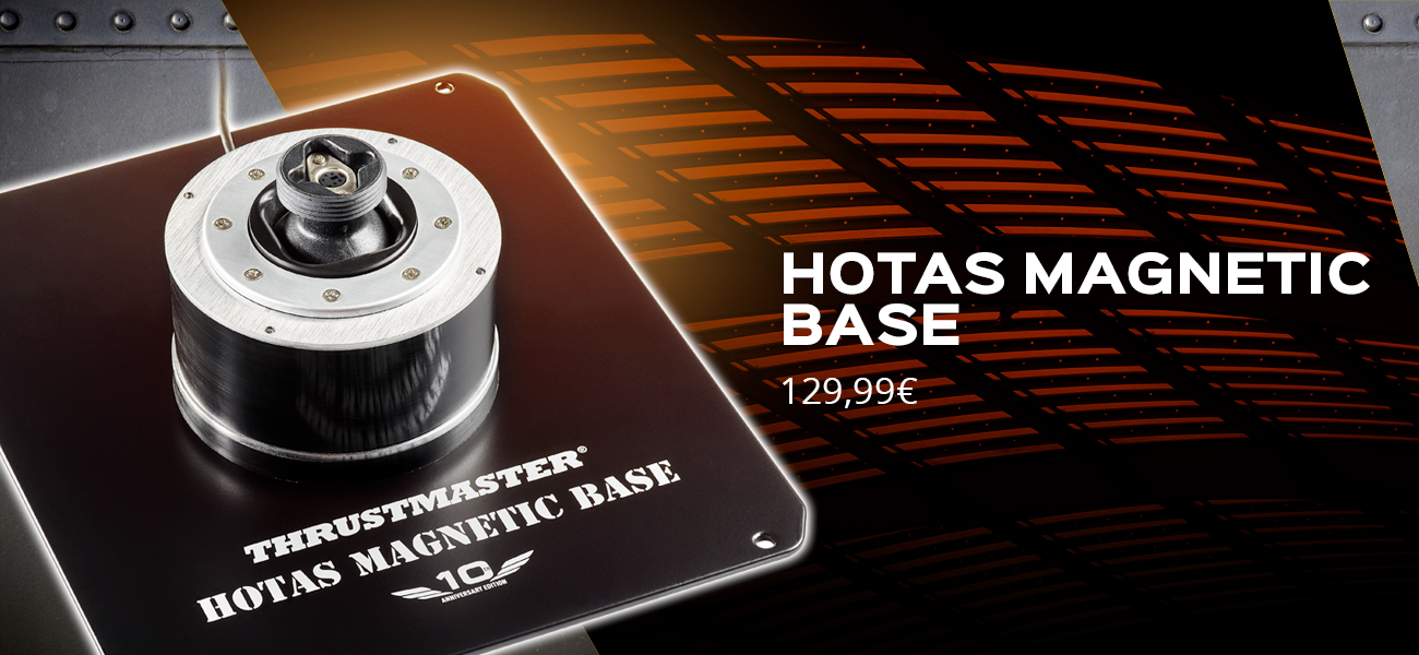 HOTAS MAGNETIC BASE fr